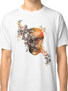 skull crystallisation Classic T-Shirt