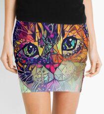 Tabby Cat Mini Skirt