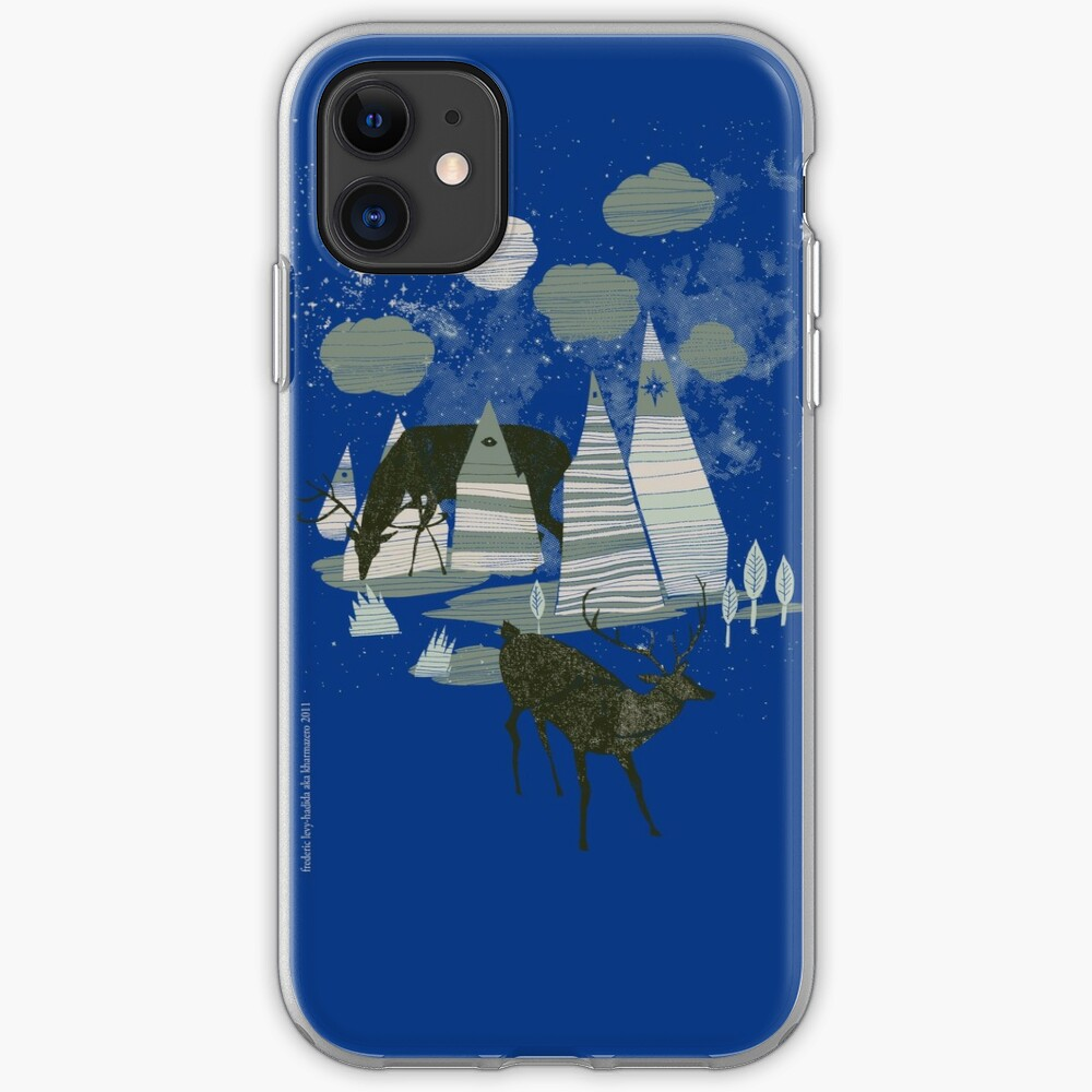 magic mountains iPhone Case & Cover