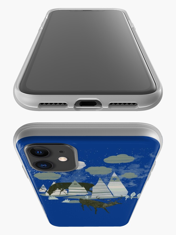 Alternate view of magic mountains iPhone Case & Cover