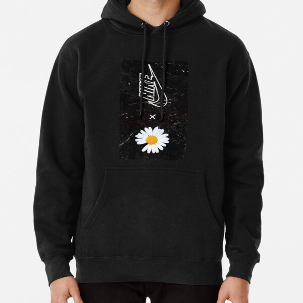 Photo of a flower Pullover Hoodie