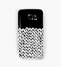 Half Knit Samsung Galaxy Case/Skin