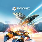 Robocraft Eagle and Wraith by ROBOCRAFT