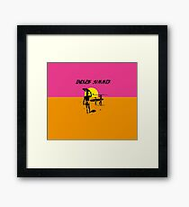 ENDLESS SUMMER - CLASSIC SURF MOVIE Framed Print