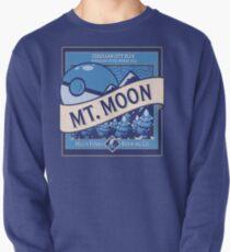 Mt. Mond Pokemon Bier Etikett Sweatshirt