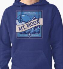 Mt. Moon Pokemon Beer Label Pullover Hoodie