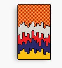 ROY LICHTENSTEIN POP ART Canvas Print