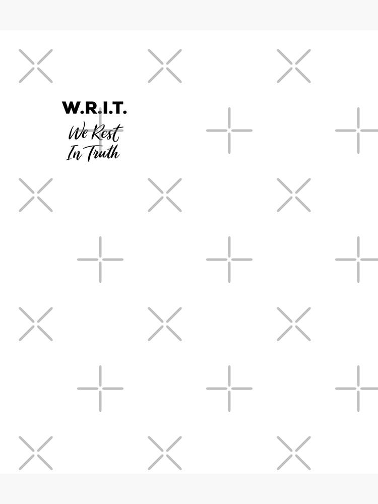 W.R.I.T. - We Rest In Truth Anne with an E by mydabug