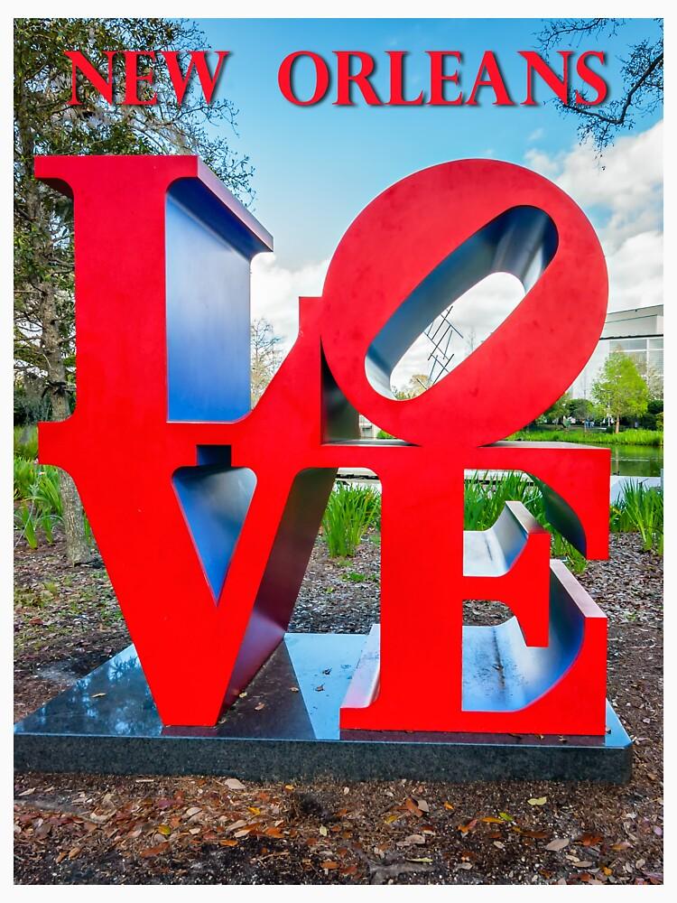 Love New Orleans  by steveharrington