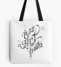 BJJ ART OF HOOKS Tote Bag