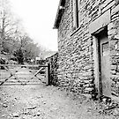 Old Stone Barn by Andy Freer
