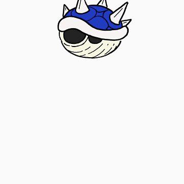 Blue shell by vdBurg