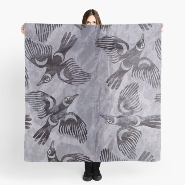 Crows Scarf