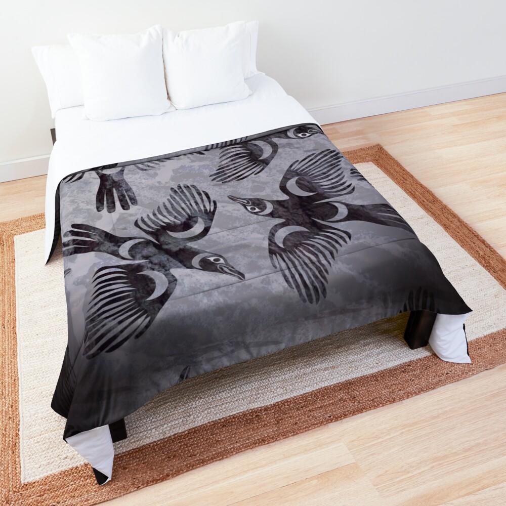 Crows Comforter