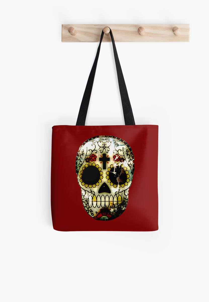Day of the Dead Sugar Skull by NaturePrints
