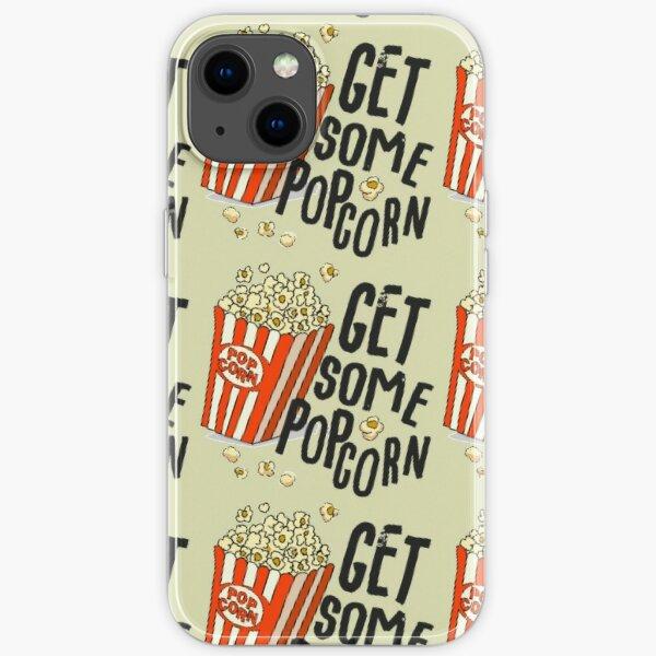 Pop Corn iPhone Soft Case