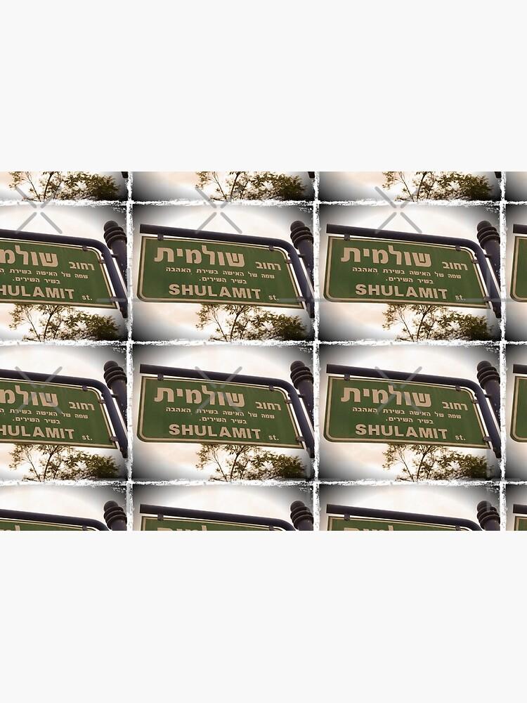 Shulamit, Shulamit mask, Shulamit mug, Shulamit sticker, Shulamit magnet  by PicsByMi