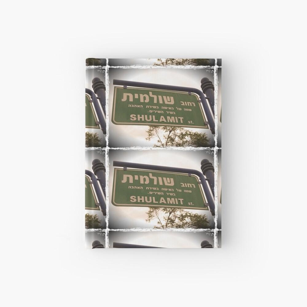 Shulamit, Shulamit mask, Shulamit mug, Shulamit sticker, Shulamit magnet  Hardcover Journal