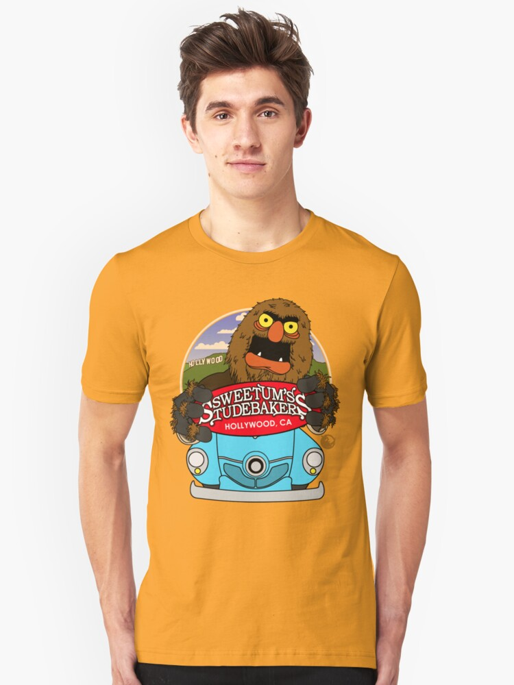 Sweetums Studebakers Unisex T-Shirt Front