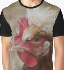 Sulmtaler Hen Graphic T-Shirt