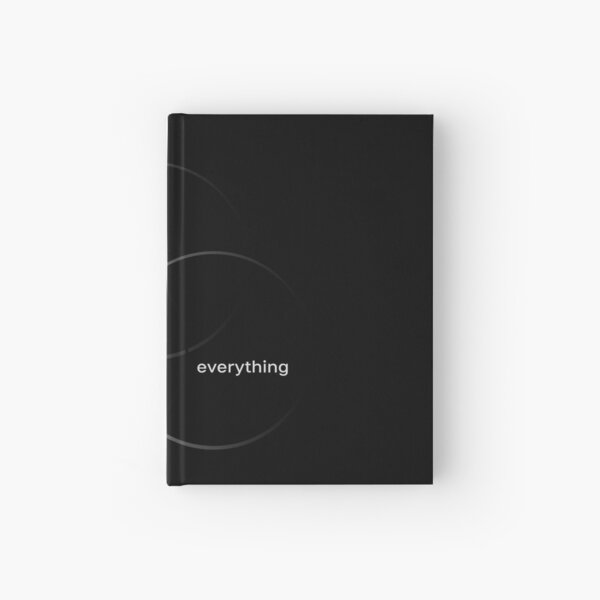 Life, the universe, everything. 42. Hardcover Journal