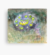 spiritomb pokemon ghost Canvas Print