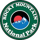 ROCKY MOUNTAIN NATIONAL PARK COLORADO MOUNTAINS HIKING CAMPING HIKE CAMP by MyHandmadeSigns