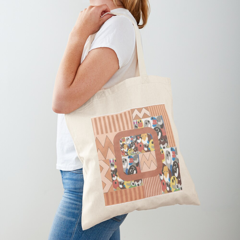 Happy Children of the World Tote Bag