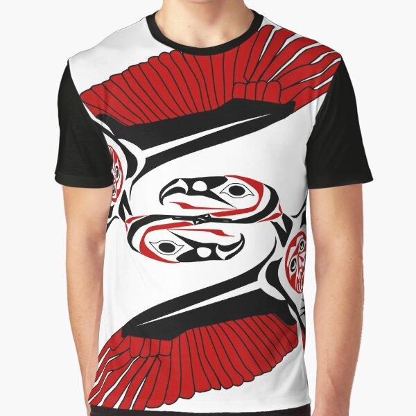 Vulture Graphic T-Shirt