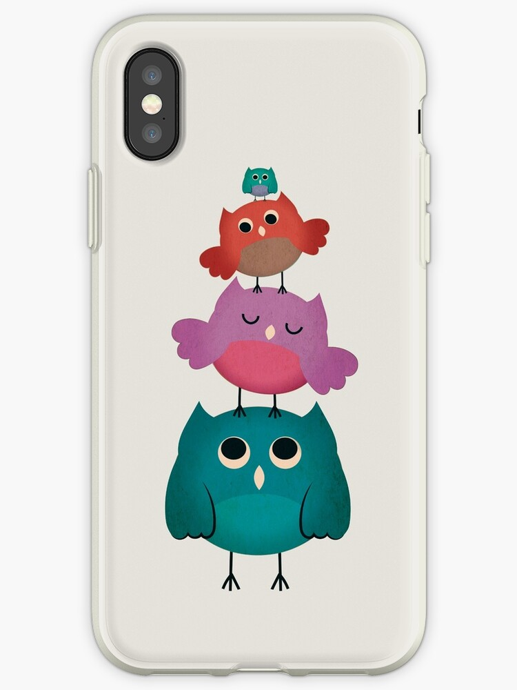 Owl Stack  by jcohendesign