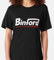 Camiseta ajustada Binford Tools cuando necesitas más potencia