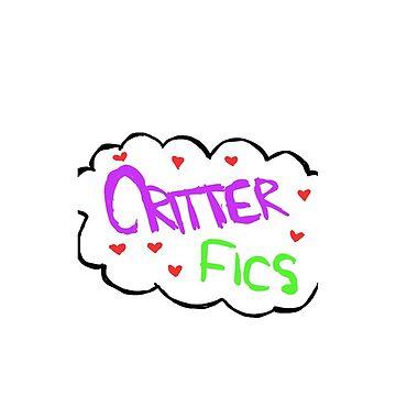 """""""Critter Fics"""" Iphone 4s/4 case by CritterFics"""
