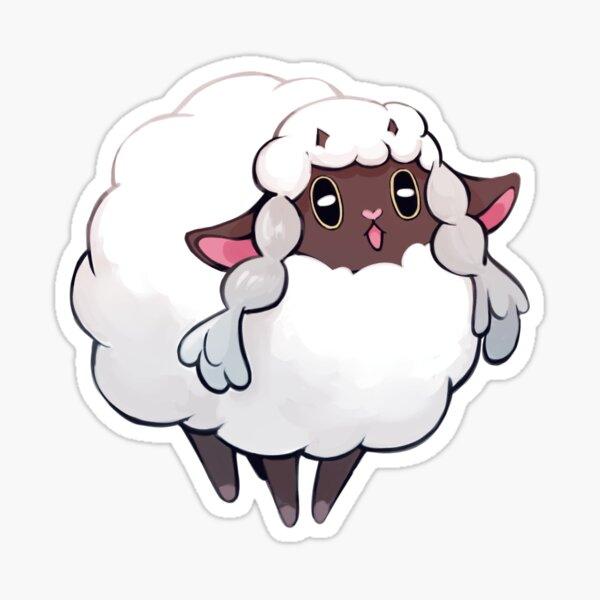 Round Friend (Sheep) Sticker