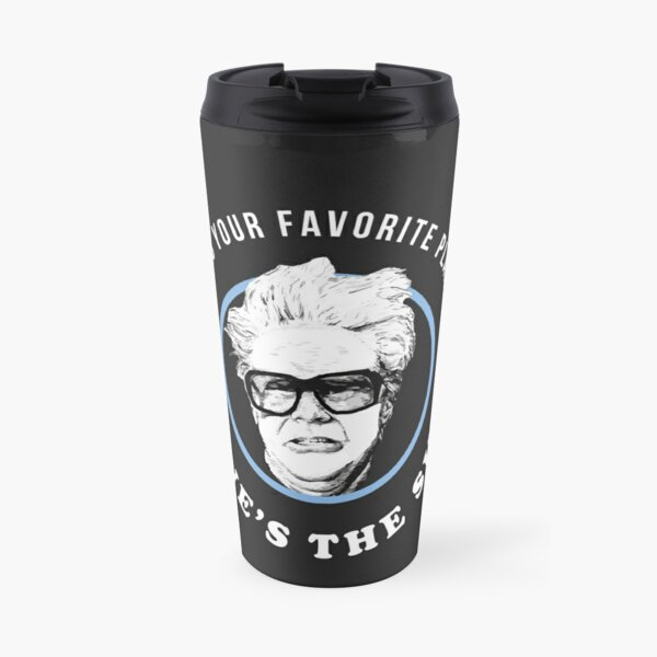 What's your favorite planet?  Mine's the sun Travel Mug