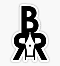 Battle Rap Résume Logo Sticker