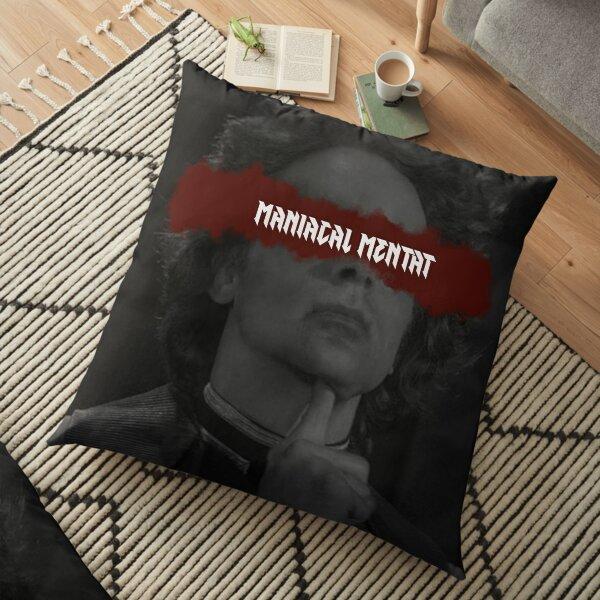 Maniacal Mentat - Dune (1984) Floor Pillow