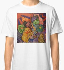 Samurai from Hell by ROBARTLV Classic T-Shirt