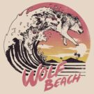 Wolf Beach by wytrab8