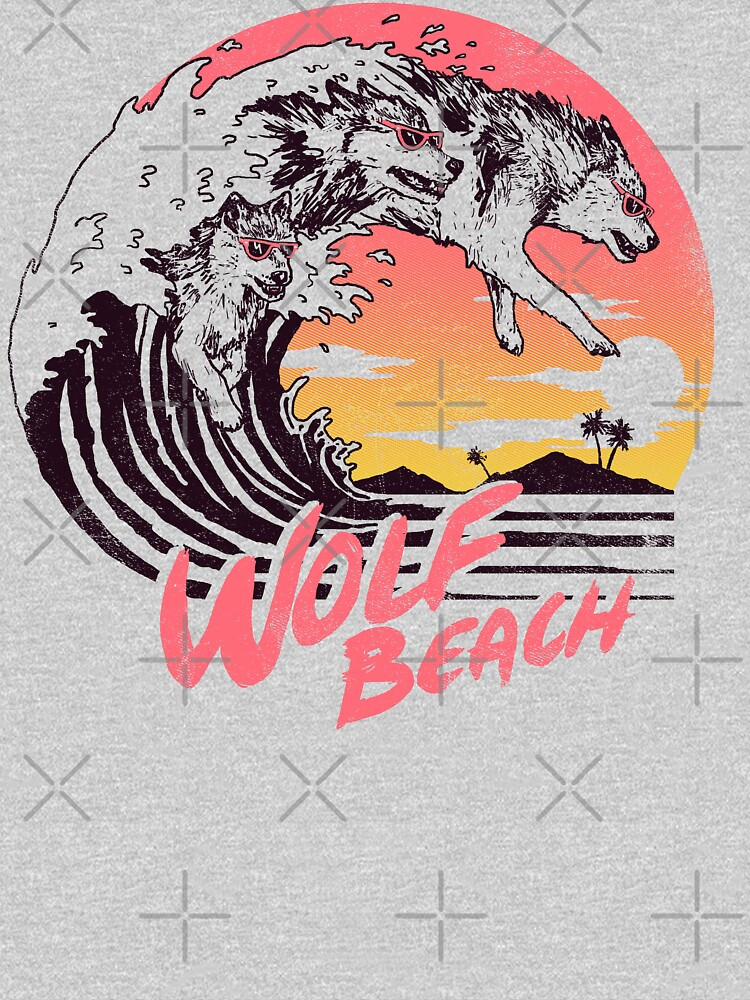 Wolf Beach by wytrab8