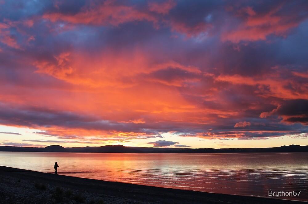 NZ Taupo New Zealand by Brython67