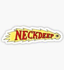 Hals Deep Comet Sticker