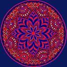 Red Mandala by redqueenself