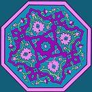 Persian Mandala by redqueenself