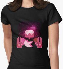 Garnet - Nebula Womens Fitted T-Shirt