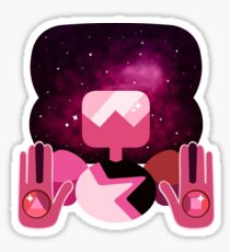 Garnet - Nebula Sticker
