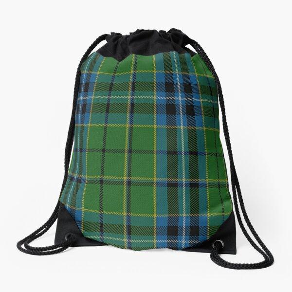 02413 Dick Tartan  Drawstring Bag