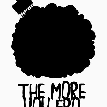 The More You Fro! by CollegeMadeMe