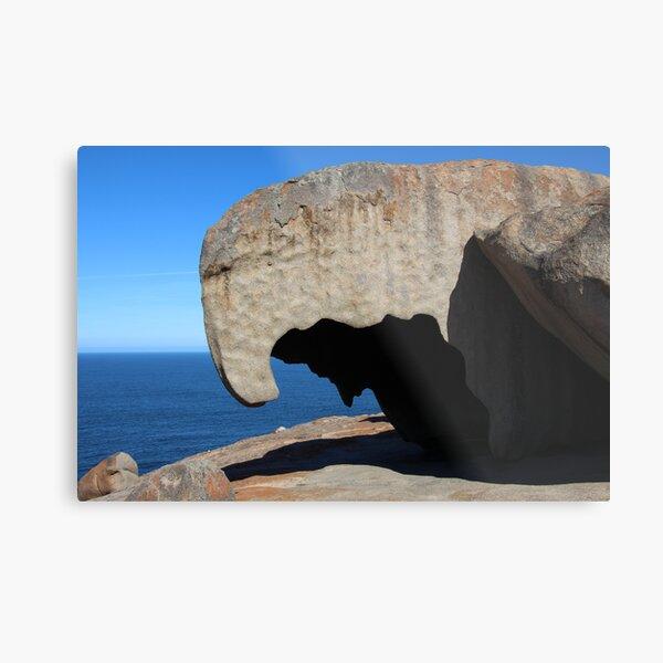 Remarkable Rocks Kangaroo Island, SA Metal Print
