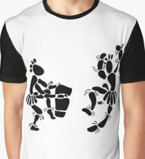 """""""Beat Of A Different Drum"""" Artwork by Carter L. Shepard""""   Graphic T-Shirt"""