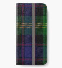 Watson Clan/Family Tartan  iPhone Wallet